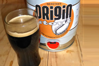 """Origin Coffee Oatmeal Stout"" - a simple recipe for the beginner to brew this popular and traditional craft beer  @ www.jamesandtracy.co.uk"
