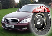 How to replace brake discs and pads @ www.jamesandtracy.co.uk