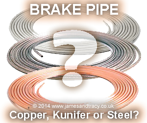 Are copper or steel brake lines best?