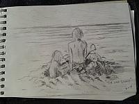 The Last Stand - 5 min Beach Sketch