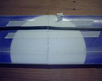 wing joint - tape for first fix 1b